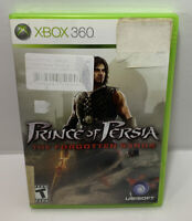 Prince of Persia  The Forgotten Sands  Microsoft Xbox 360  2010 Complete