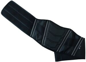 EXPANDABLE LOWER BACK KIDNEY BELT STRETCH MOTORBIKE / MOTORCYCLE WARM & SUPPORT