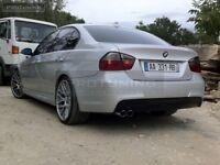 BMW 3 Series E90 Rear M Sport M Tech M Pack Bumper PDC