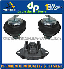 Volvo 940 740 760 780 HYDRAULIC Engine Mounts Auto Trannny Mount LH + RH SET 3