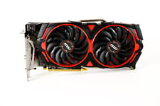 MSI Radeon RX 580 8GB Armor MK2 OC Graphics Card   Fast Ship, Cleaned, Tested!
