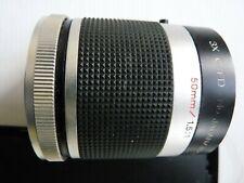 OLYMPUS OM Macro adaptor 50mm. 1.5:1 3 X C/FD Macronet