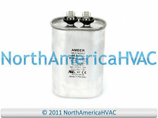 Oem Rheem Ruud Weather King Protech Oval Capacitor 45 uf 370 Volt 43-25138-08