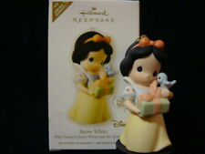 Precious Moments-2008 Disney/Hallmark Gold Crown Exclusive Snow White