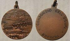 medaglia consorzio di bonifica dell'Oglio Brescia