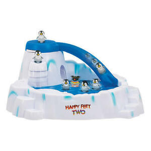 Happy Feet 2 Two Penguin Pets Musical Dance Play Set