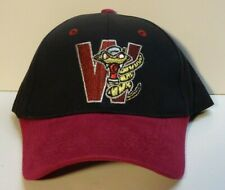 WISCONSIN TIMBER RATTLERS Hat cap strapback MiLB unworn milwaukee brewers
