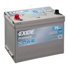 EXIDE Starter Battery PREMIUM *** EA755