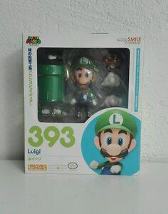 Super Mario Brothers Luigi Figur 393 Good Smile Company NINTENDO NEU & OVP
