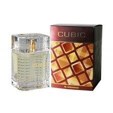 Cubic Sweet Rock Rosy Jasmine Lilly Dry Fruit Eau De Parfum 100ml by Al Haramain