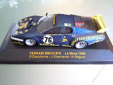 Ferrari 512 BB Nr.76  ,  LM 1980  1:43   IXO OVP