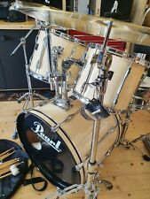 More details for pearl export drum kit - complete - 22 inch bass/kick drum