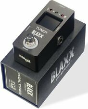 Stagg Blaxx Accordeur Compact Pédale de Guitare