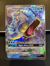 Gyarados GX SM212 PROMO - POKEMON CARD HOLO RARE NEAR MINT
