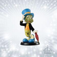 Jiminy Cricket Disney Enchanting Pinocchio Grille Insekt Figur Zylinder  A26143