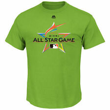 Majestic Men All-Star Game MLB Shirts