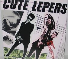 Cute Lepers – Smart Accessories LP Vinyl with Insert VG+