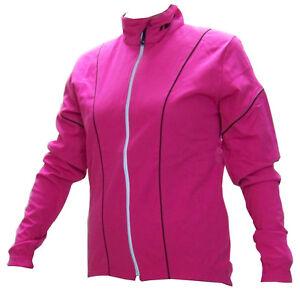Newline Softshell Jacket Pink Women's Windbreaker Bicycle Clothing 20180-208
