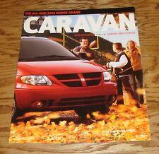 Original 2005 Dodge Grand Caravan Deluxe Sales Brochure 05