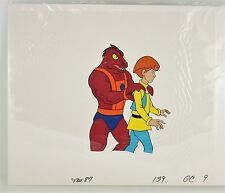 He-Man Masters of the Universe Original Animation filmation Cel CLAWFUL  GC9