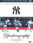 Yankeeography - Vol. 3 (DVD, 2005, 3-Disc Set)