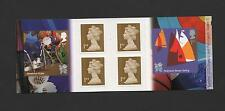 GB 2011 OLYMPIC GAMES 2012 STAMP BOOKLET NO 5