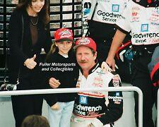 DALE EARNHARDT SR 1998 DAYTONA 500 VICTORY LANE 8X10 PHOTO NASCAR WINSTON CUP