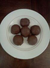 Homemade Chocolate Peanut Butter BonBons! 5 Dozen Cookies!