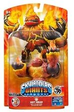 New in Box Skylanders Giants HOT HEAD GIANT Wave 2 Free US Shipping VHTF