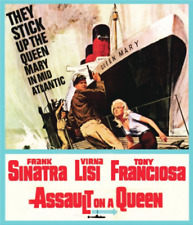 ASSAULT ON A QUEEN 1965 Movie Script Screenplay by Rod Serling
