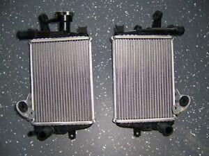 Kühler Wasserkühler Radiator BMW R1200GS + R1250GS - 17118546408 - links
