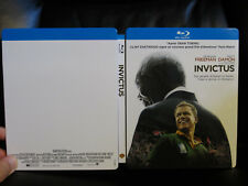 Invictus Blu-Ray FNAC Steelbook [France] Open Mint Rare Clint Eastwood