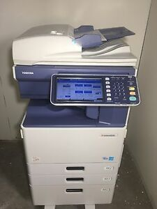 Toshiba e-STUDIO 4555c  Multifunction Printer | Free Delivery+Warranty