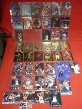 CLASSIC 1993 94 LOT INSERTS CHROME PTP'ERS SWEEPSTAKES SUPERIOR PIX GOLD ++ NBA
