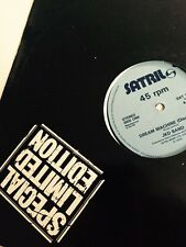 "JKD Band - Dream Machine Disco Mix 12"" Single"