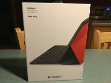 Logitech Canvas Keyboard Case (red) for iPad Air 2