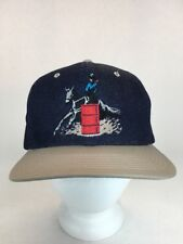 Denim Snap Back Baseball Hat Rodeo Rider Patch M& F Western Products Inc
