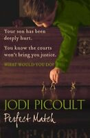 Perfect Match By Jodi Picoult. 9780340960530