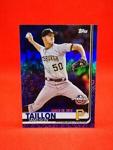 Topps 2019 carte card Baseball MLB NM+/M Pittsburgh #134 Taillon Jameson