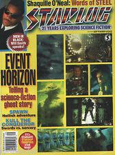 Starlog #242 Event Horizon Man In Black Spawn Steel Kull The Conquerer Star Wars