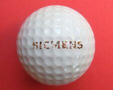 Pelota de golf con logo-Siemens-golf logotipo Ball como amuleto/artículo de colección...