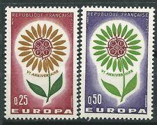 FRANCE EUROPE cept 1964 Sans Charnière MNH