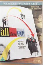 All About Eve DVD (2005) Bette Davis