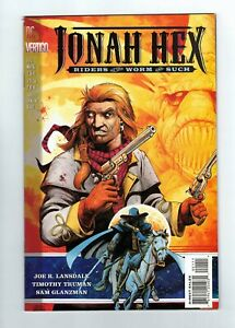 Jonah Hex Riders Of The Worm And Such #1 From Vertigo DC Comics 1995