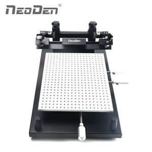 SMT Assembly Prototyping Stencil Printer for 260*360mm board