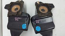 BMW E39 525i 530i 535i 540i REAR DOOR SUBWOOFER SPEAKERS 8360788 OEM 1999-2005