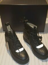 Nike Air Force 1 High Winter Sz 12 Triple Black Gore-Tex Goretex CQ7211-003 lot