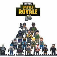 Fortnite Battle Royale LEGO -  22 - 8 pcs - Figuras Minifigure -