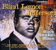 Blind Lemon Jefferson - Blake Snake Moan [CD]