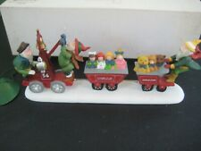 """Dept 56 """"Last Minute Delivery"""" Heritage Village Accessory New in Box"""
